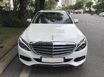 Chính chủ bán Mercedes C250 Exclusive model 2017, màu trắng, nội thất kem, siêu hot, giá 1tỷ 280 triệu giá 1 tỷ 280 tr tại Hà Nội
