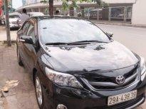 Bán Toyota Corolla altis sản xuất 2012, màu đen  giá 543 triệu tại Hà Nội