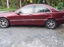 Chính chủ bán xe Mercedes C200 Kompressor SX 2002, màu đỏ, nhập khẩu giá 250 triệu tại Tp.HCM