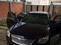 Bán lại xe Toyota Camry 2.4 đời 2008, màu đen, chính chủ giá 530 triệu tại Bình Dương