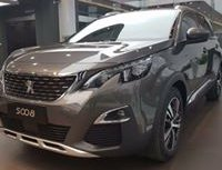 Xe Peugeot 5008 màu ghi Allnew giá 1,249 triệu giá 1 tỷ 249 tr tại Thái Nguyên
