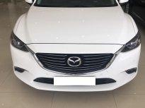 Cần bán xe Mazda 6 2.0 Premium sản xuất 2018, màu trắng giá 850 triệu tại Tp.HCM