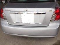 Bán lại xe Daewoo Lacetti 2010, màu bạc, nhập khẩu ít sử dụng giá 238 triệu tại Bình Dương