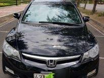 Bán Honda Civic 2.0AT 2007, màu đen, nhập khẩu, số tự động  giá 335 triệu tại Đà Nẵng