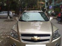 Bán xe Captiva ltz, 2010, số tự động, máy xăng, màu vàng cát giá 326 triệu tại Tp.HCM
