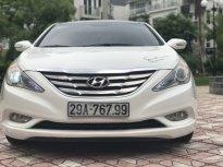 Bán Hyundai Sonata 2.0 AT 2010, màu trắng, nhập khẩu nguyên chiếc, 525tr giá 525 triệu tại Hà Nội
