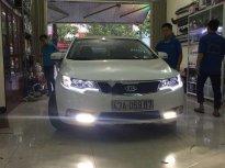 Gia đình bán Kia Forte 2013, màu trắng  giá 400 triệu tại Đà Nẵng