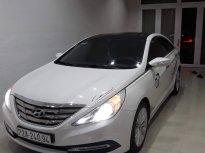 Bán xe Hyundai Sonata Y20 Royal đời 2011, màu trắng, nhập khẩu giá 520 triệu tại BR-Vũng Tàu