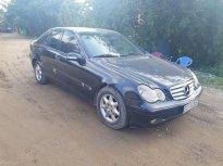 Gia đình bán Mercedes C200 sản xuất năm 2001, màu xanh giá 145 triệu tại Tp.HCM
