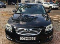 Bán xe Toyota Camry 2.4G đời 2009, màu đen, xe nhập, giá 548tr giá 548 triệu tại Đồng Nai
