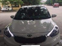 Cần bán gấp Kia K3 2.0 AT đời 2015, màu trắng, giá tốt giá 535 triệu tại Quảng Ninh