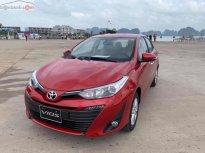 Bán Toyota Vios đời 2019, màu đỏ giá 620 triệu tại Quảng Ninh