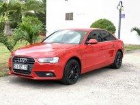 Bán Audi A4 1.8TFSI 2014, màu đỏ, xe nhập giá Giá thỏa thuận tại Tp.HCM