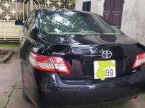 Chính chủ bán xe Toyota Camry 2.5LE form 2010, màu đen, nhập khẩu giá 690 triệu tại Hà Nội