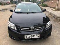 Bán Toyota Corolla XLi 1.6 sản xuất 2010, màu đen, nhập khẩu   giá 510 triệu tại Hà Nội