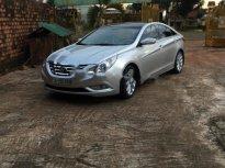Bán Hyundai Sonata 2011, màu bạc, nhập khẩu, xe gia đình giá 460 triệu tại Gia Lai