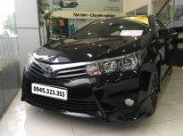 Cần bán gấp Toyota Corolla altis 2.0V đời 2016, màu đen giá 770 triệu tại Tp.HCM