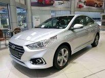Cần bán xe Hyundai Accent sản xuất năm 2019, màu bạc giá 425 triệu tại Tp.HCM