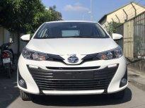 Cần bán Toyota Vios đời 2019, màu trắng, 555tr giá 555 triệu tại Hà Nội