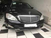 Cần bán xe Mercedes S350 đời 2009, màu đen, xe nhập giá 820 triệu tại Hà Nội