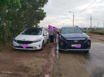 Cần bán Kia Cerato sản xuất 2017, màu trắng số sàn giá 460 triệu tại Đà Nẵng