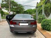 Bán BMW 7 Series 750LI đời 2010, màu bạc, nhập khẩu nguyên chiếc giá 980 triệu tại Tp.HCM