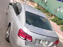 Bán Lexus GS 350 năm sản xuất 2007, màu bạc, nhập khẩu  giá 650 triệu tại Hà Nội