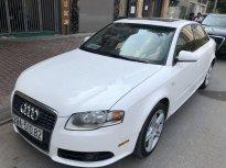 Bán Audi A4 2007, màu trắng, nhập khẩu còn mới giá 399 triệu tại Hà Nội