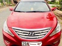 Cần bán gấp Hyundai Sonata đời 2010, màu đỏ, nhập khẩu, biển Hà Nội giá 495 triệu tại Hà Nội