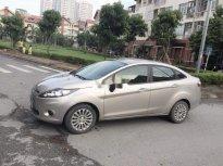 Chính chủ bán Ford Fiesta 1.4MT năm 2012, màu vàng cát giá 285 triệu tại Hà Nội