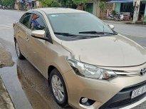 Bán Toyota Vios đời 2015, màu vàng, xe nhập giá 395 triệu tại Hải Phòng