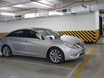 Bán xe Hyundai Sonata đời 2011, màu bạc, nhập khẩu chính chủ giá 600 triệu tại Hà Nội
