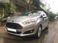 Bán Ford Fiesta Titanium 1.5 AT sản xuất năm 2014, màu bạc, chính chủ giá 380 triệu tại An Giang