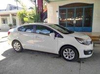 Bán ô tô Kia Rio đời 2016, màu trắng, nhập khẩu nguyên chiếc  giá 370 triệu tại Tp.HCM