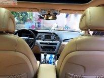 Bán Hyundai Sonata đời 2015, màu đen, nhập khẩu Hàn Quốc giá 718 triệu tại Hà Nội