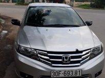 Bán Honda City 1.5 AT đời 2014, màu bạc, giá 443tr giá 443 triệu tại Hà Nội
