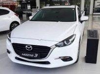 Cần bán xe Mazda 3 1.5 AT 2019, màu trắng giá 660 triệu tại Hà Nội