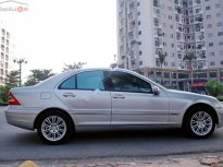 Bán Mercedes C200 sản xuất 2003, màu bạc, nhập khẩu  giá 175 triệu tại Hà Nội