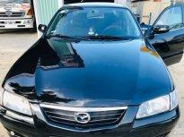Bán Mazda 626 đời 2001, màu đen, chính chủ giá 185 triệu tại Khánh Hòa