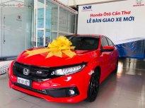 Bán Honda Civic RS 1.5 AT năm 2019, màu đỏ, nhập khẩu giá 929 triệu tại Cần Thơ