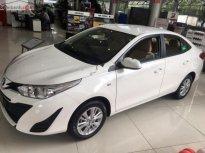 Bán Toyota Vios 1.5E MT sản xuất năm 2019, màu trắng giá 490 triệu tại Quảng Ninh