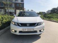 Cần Bán xe Honda Civic 1.8 AT, đời 2015, màu Trắng, Biển HCM siêu đẹp!! giá 680 triệu tại Tp.HCM