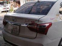 Cần bán xe Hyundai Grand i10 MT đời 2017, màu trắng giá 335 triệu tại Tp.HCM