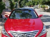 Bán Hyundai Sonata sản xuất 2012, màu đỏ, nhập khẩu chính chủ, giá chỉ 650 triệu giá 650 triệu tại Tp.HCM