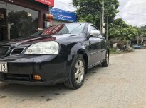 Bán Daewoo Lacetti 2005, màu đen xe gia đình giá 109 triệu tại Lào Cai