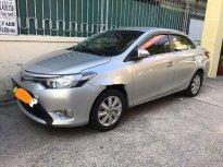 Bán xe Toyota Vios AT sản xuất năm 2017, màu bạc chính chủ giá 463 triệu tại Đà Nẵng