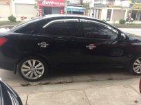 Bán Kia Forte năm 2011, màu đen chính chủ giá 320 triệu tại Nghệ An