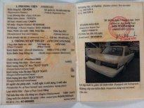 Bán Toyota Camry năm sản xuất 1986, màu trắng, nhập khẩu, 72 triệu giá 72 triệu tại Tp.HCM