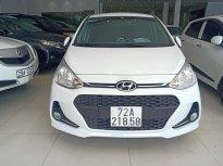 Cần bán lại xe Hyundai i10 1.2 sản xuất 2016, màu trắng, xe nhập, giá chỉ 385 tr. giá 385 triệu tại Tp.HCM