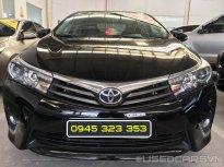 Bán xe Toyota Corolla altis 2.0V Sport đời 2014, màu đen, 690tr giá 690 triệu tại Tp.HCM